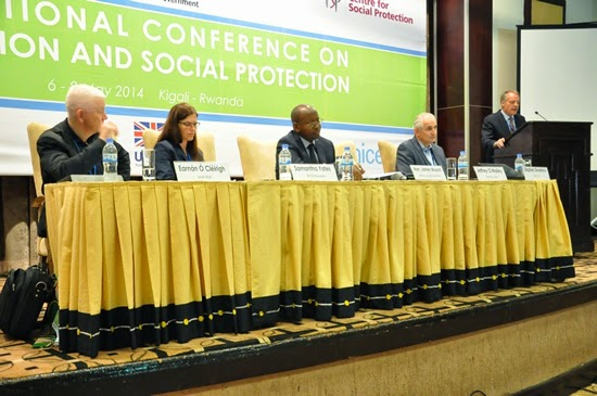 photo of Graduation and Social Protection conference panel