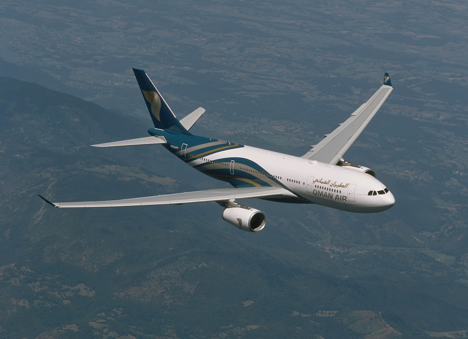 Oman Air Records Best-Ever Times For Flight Punctuality