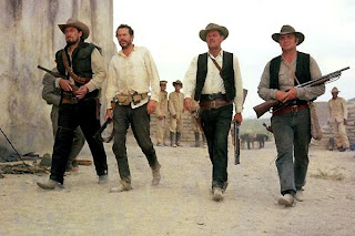 red dead redemption grupo salvaje western