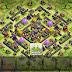 Cara Membuat Map Tata Letak Farming Town Hall 9 COC