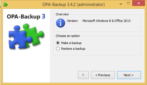 Cara Backup & Restore Aktivasi Windows & Office dengan OPA-Backup