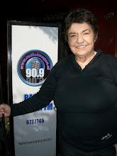 Cecilia en la Emisora