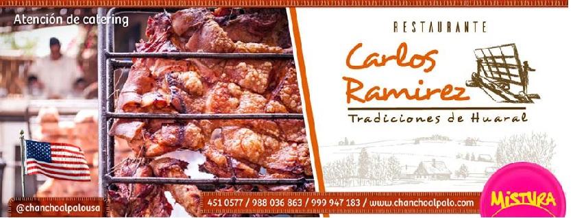 Chancho al Palo de Carlos Ramirez Catering y Eventos