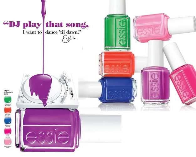 Essie Neon Collection 2013 Photo