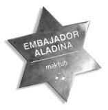 Soy Embajadora Aladina