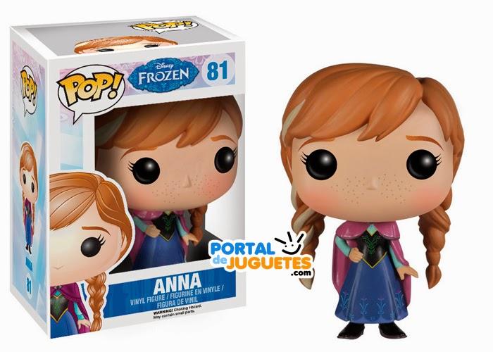 figura anna frozen funko