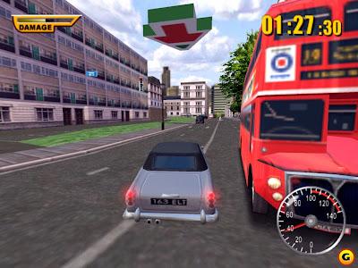 لعبة قيادة السيارات والمهامات الرائعة The Italian Job نسخة كاملة حصريا تحميل مباشر The+Italian+Job+3