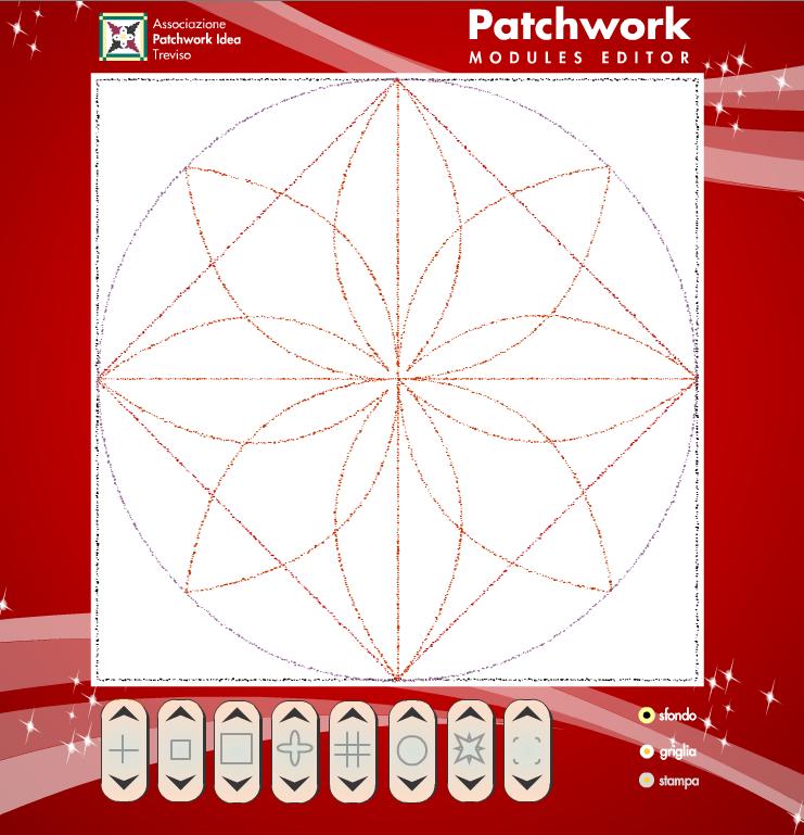 Progetti patchwork online