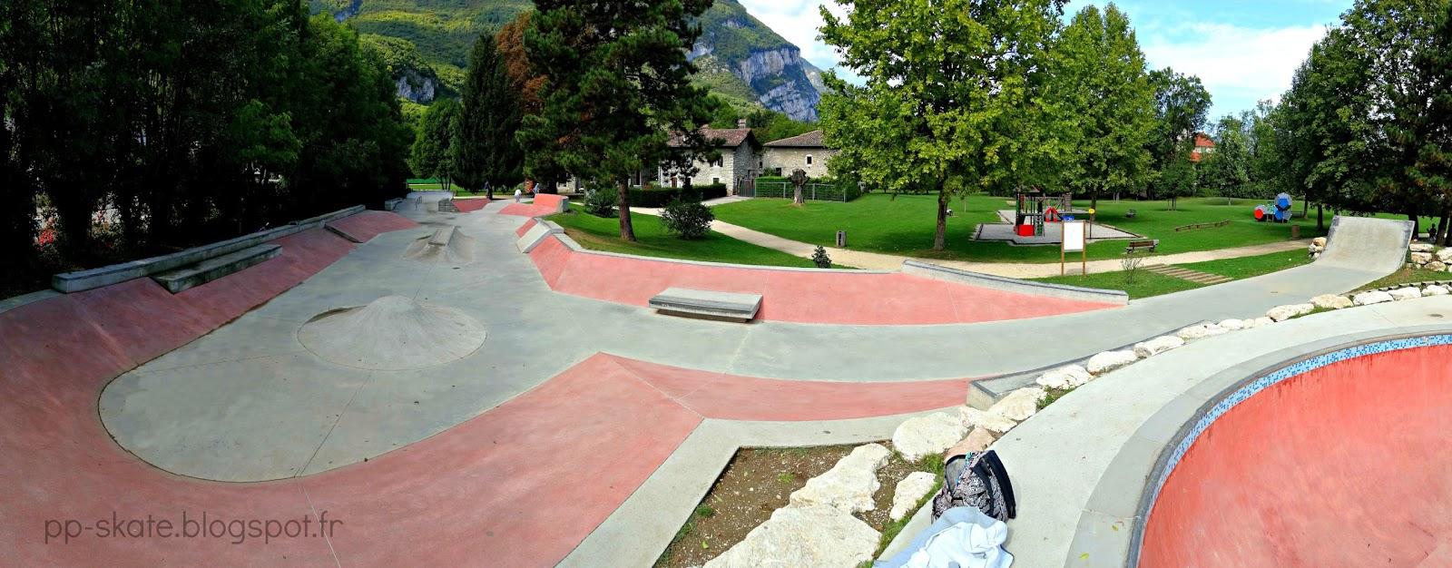 Skatepark Fontaine
