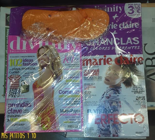 Regalo revista Divinity Agosto 2015