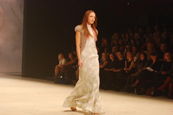 Bowie MBFF Sydney Mercedes Fashion Festival 2012 Runway