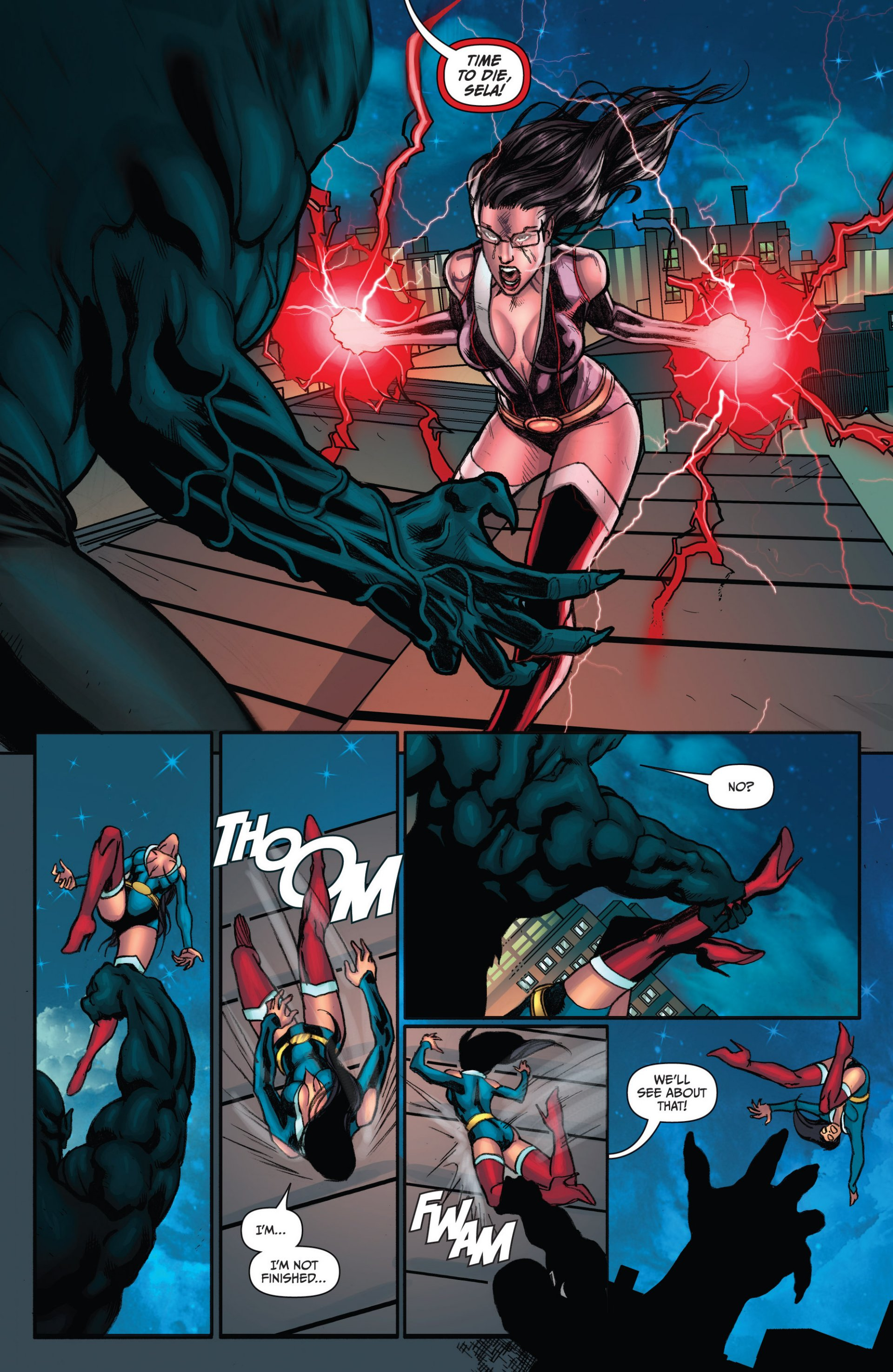 Grimm Fairy Tales (2005) Issue #98 #101 - English 3