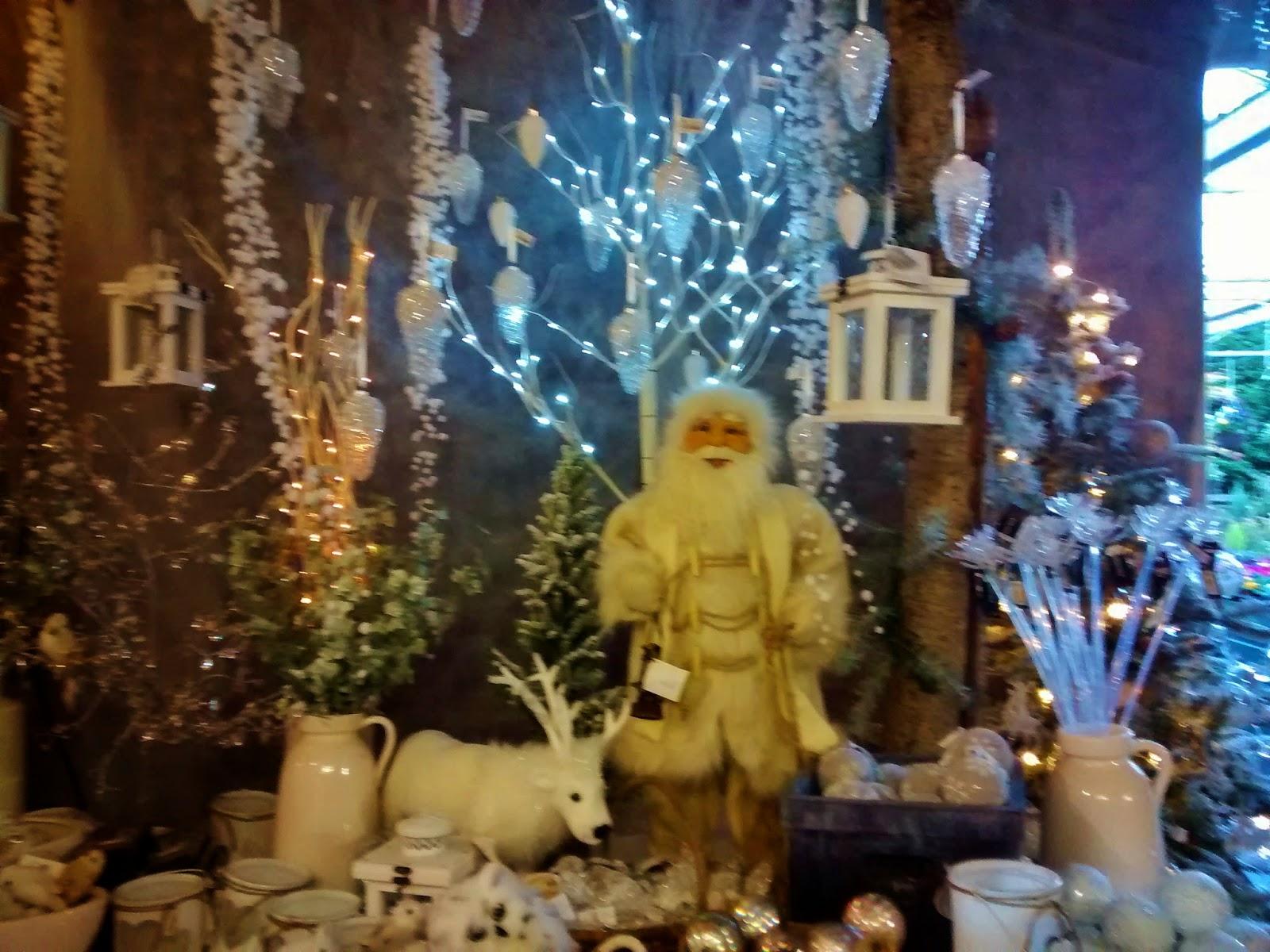 Brimsmore Garden Centre Christmas Walkway