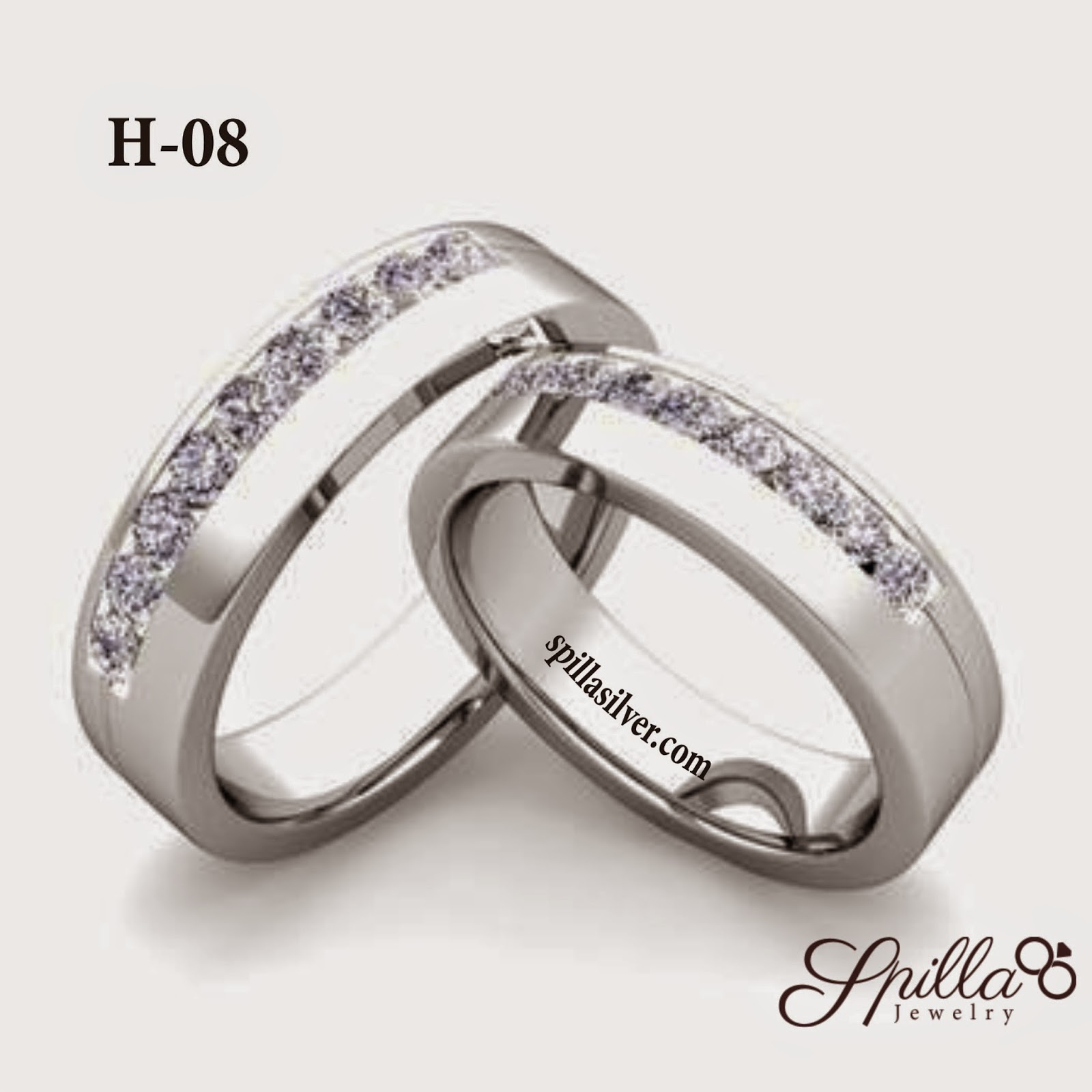 Cincin Couple H-08
