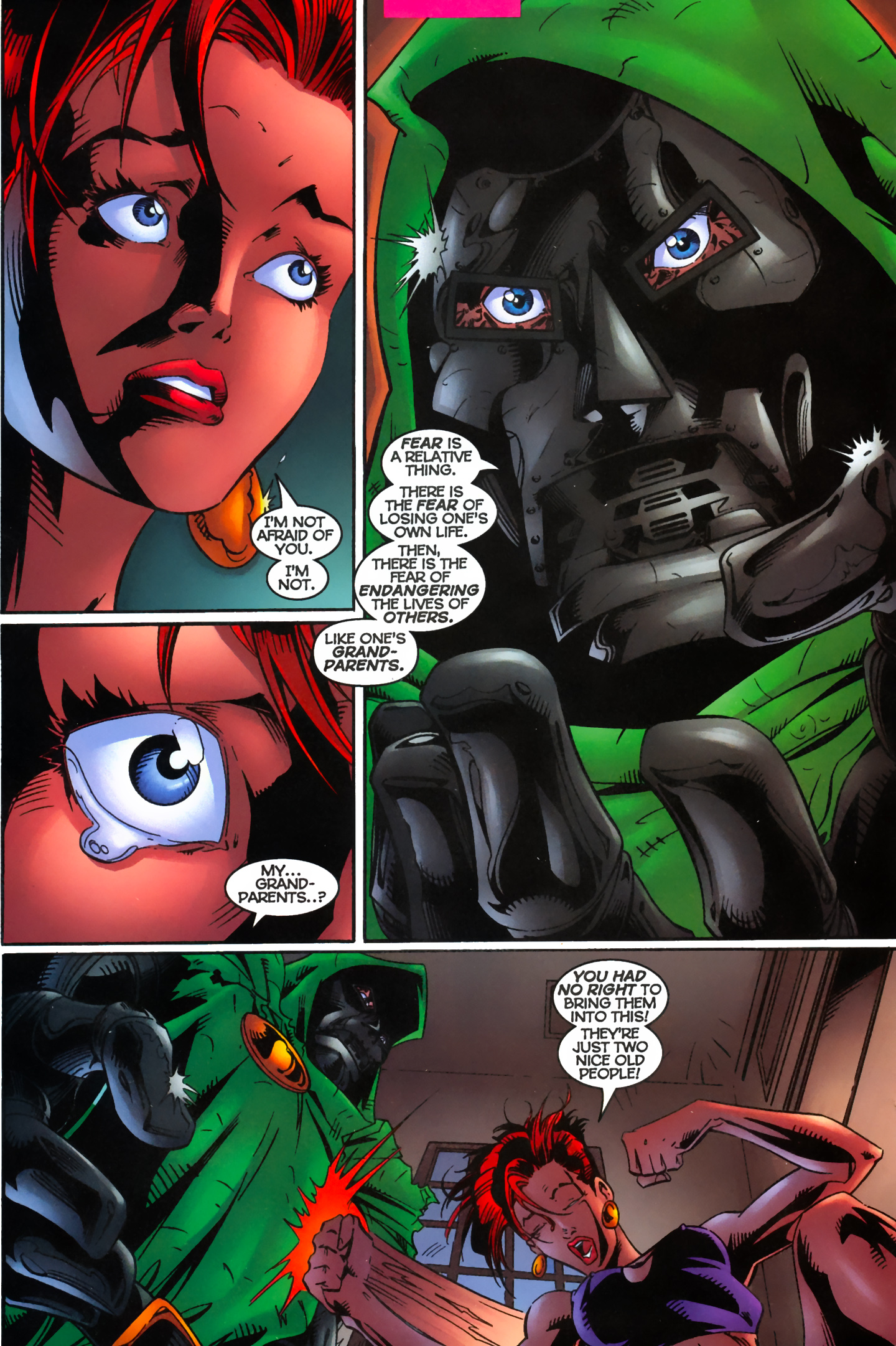 Captain America (1996) Issue #12 #15 - English 6