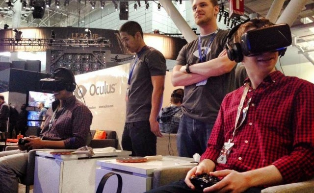 La venta de Oculus VR ya es un echo en su totalidad