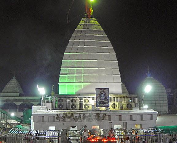 Baidyanath Jyotirlinga Temple Deogarh Jharkhand
