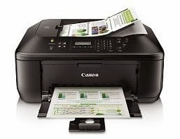 Download Driver Canon PIXMA MX392 Printer