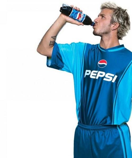David beckham t shirt pepsi advert share amazing vidz for David beckham t shirt brand