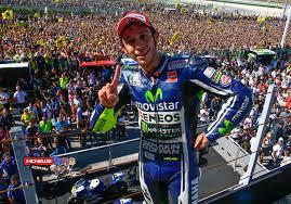 Info Terbaru MotoGP : Rossi Berhasil Cetak Sejarah di MotoGP