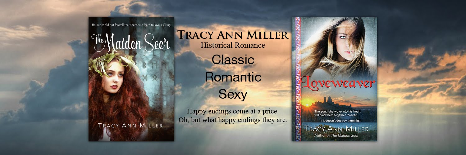 Tracy Ann Miller - Author