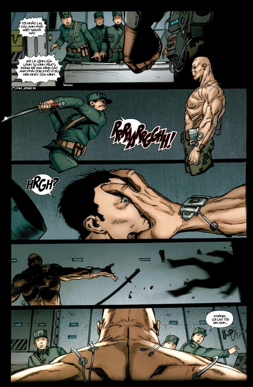 Ultimate Captain America chap 1 - Trang 10