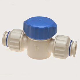 PEX Copper CPVC PB Polybutylene Compression Type Cutoff Valve