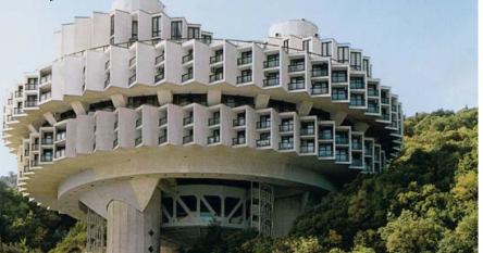 Cria o e liberdade arquitetura e m sica da urss for Architecture urss