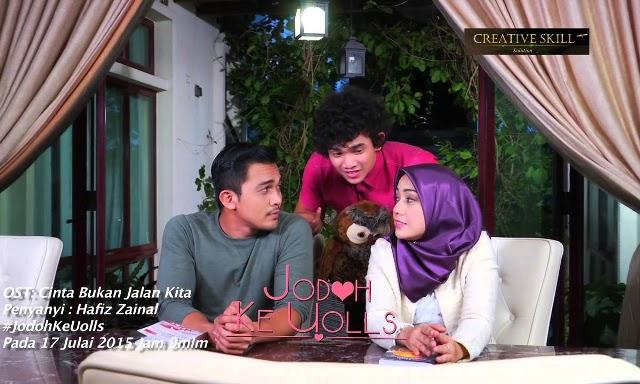Jodoh Ke Uolls (2015), Tonton Full Telemovie, Tonton Telemovie Melayu, Tonton Drama Melayu, Tonton Drama Online, Tonton Drama Terbaru, Tonton Telemovie Melayu.