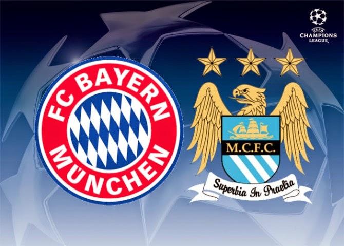 مشاهدة مباراة مانشستر سيتي وبايرن ميونخ بث مباشر 25/11/2014