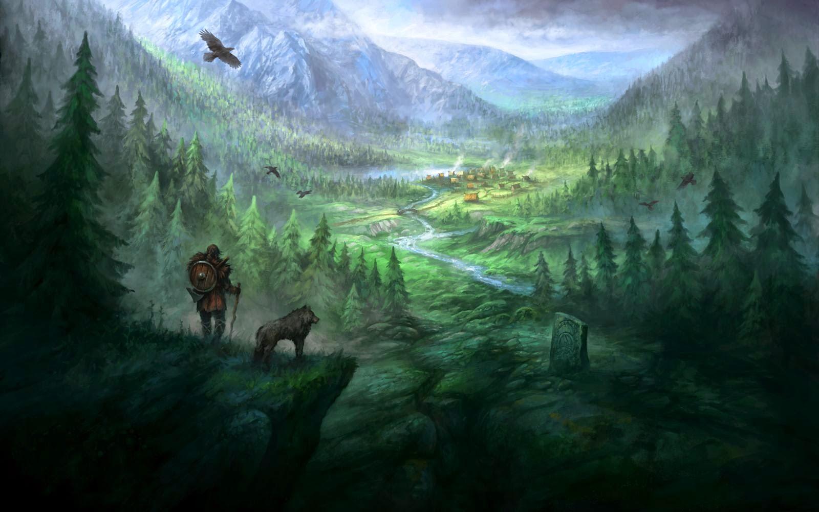 Norse Myth Art Norse Legends Myths