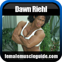 Dawn Riehl Female Bodybuilder Thumbnail Image 3