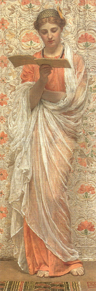 albert moore reader