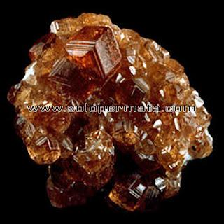 Artikel Batu Permata Natural Garnet