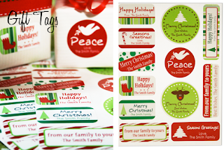 Gift Tags: LabelDaddy