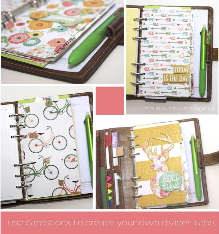 #planner #filofax #organization #scrapbooking #mymindseye