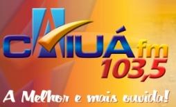 ouvir a Rádio Caiuá FM 103,5 Paranavaí PR