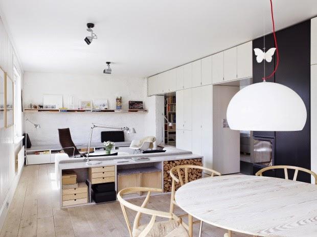 Ilia estudio interiorismo nuevamente dise o interior con for Interiorismo estilo nordico