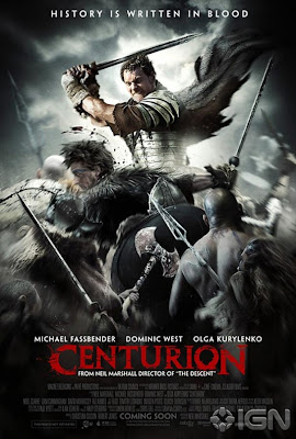 Watch Centurion 2010 BRRip Hollywood Movie Online | Centurion 2010 Hollywood Movie Poster