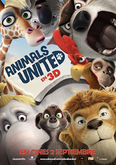¡Animales al ataque! DVD FULL - LATINO