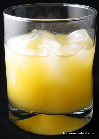 Bermuda Triangle Drink