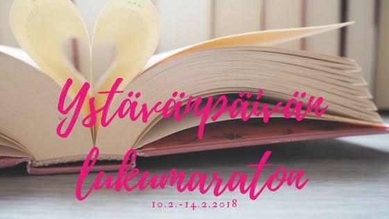 Ystävänpäivä lukumaraton 10.-14.2.2018