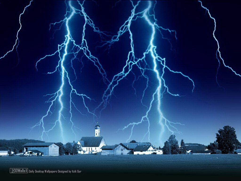 lightning strike wallpaper - photo #35