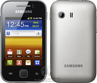 Android 2.3.6 Samsung Galaxy Young S5360