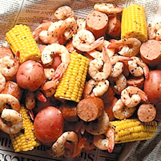 Tierney Tavern: Shrimp Low Country Boil a.k.a. Frogmore Stew