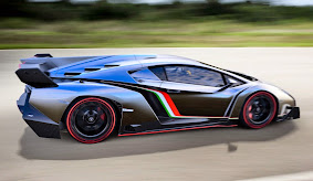 Mobil Sport Lamborghini Veneno Terbaru_5