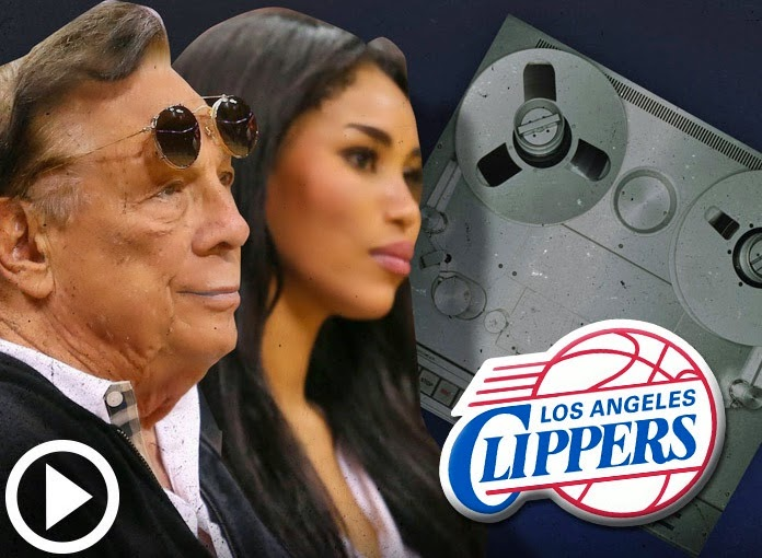 V Stiviano, Vanessa Stiviano, Donald Sterling, Clippers, racist, racism, bigot
