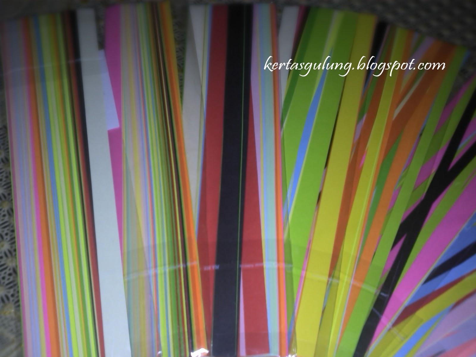 Paper Quilling | Kerajinan Kertas: Produk