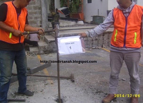jasa soil test boring tanah jakarta