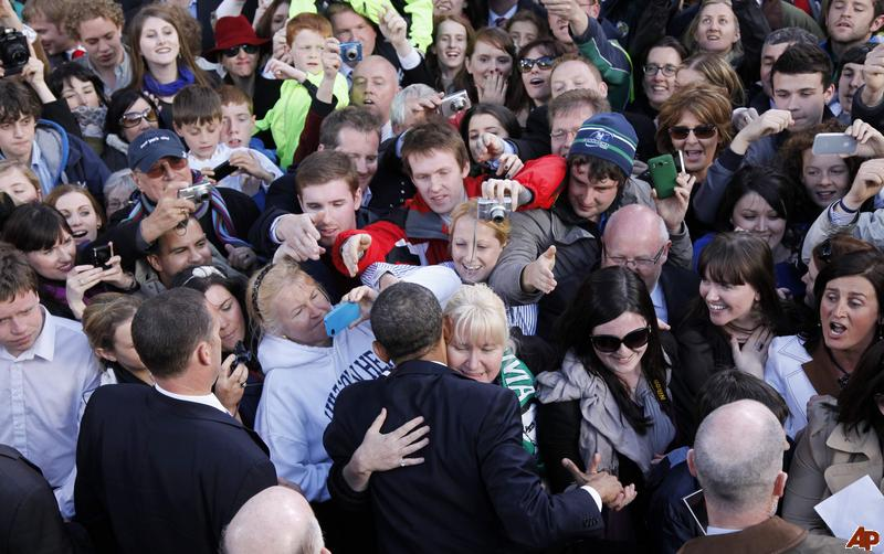 Obama+in+ireland+may+2011